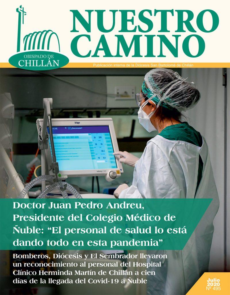 Revista Nuestro Camino Julio 2020
