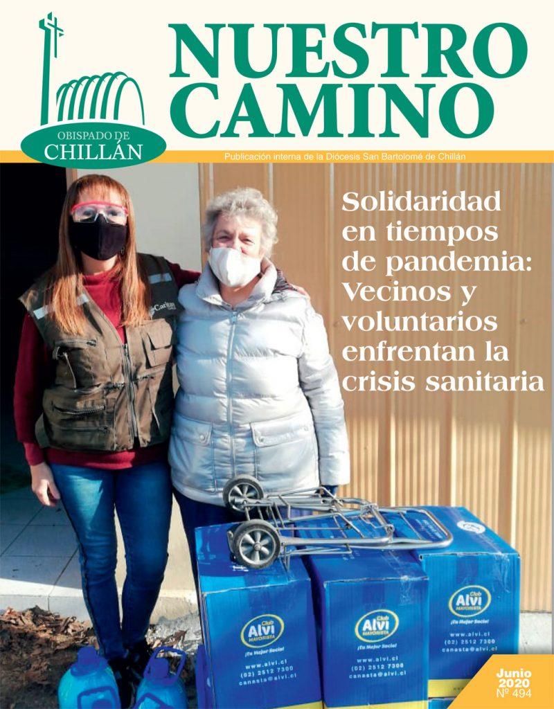 Revista Nuestro Camino Junio 2020