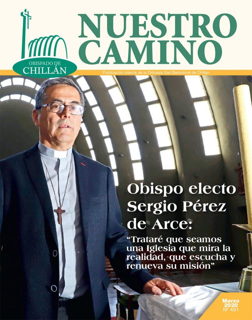 Revista Nuestro Camino Marzo 2020
