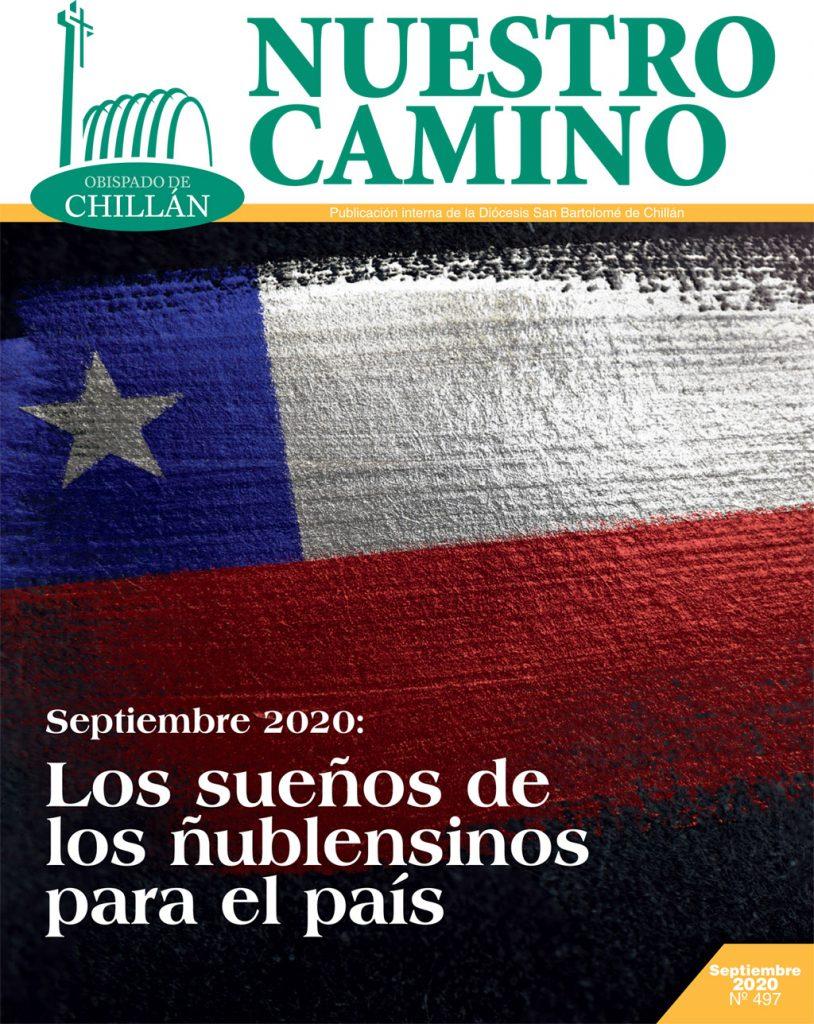 Revista Nuestro Camino Septiembre 2020